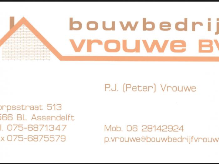 BouwBedrijfVrouwe